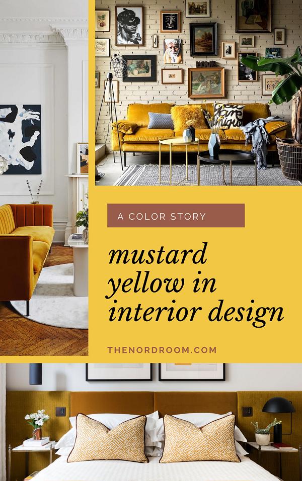 Warna 2020 : Terpikat Kuning Safron/Mustard  (Bagian 3)